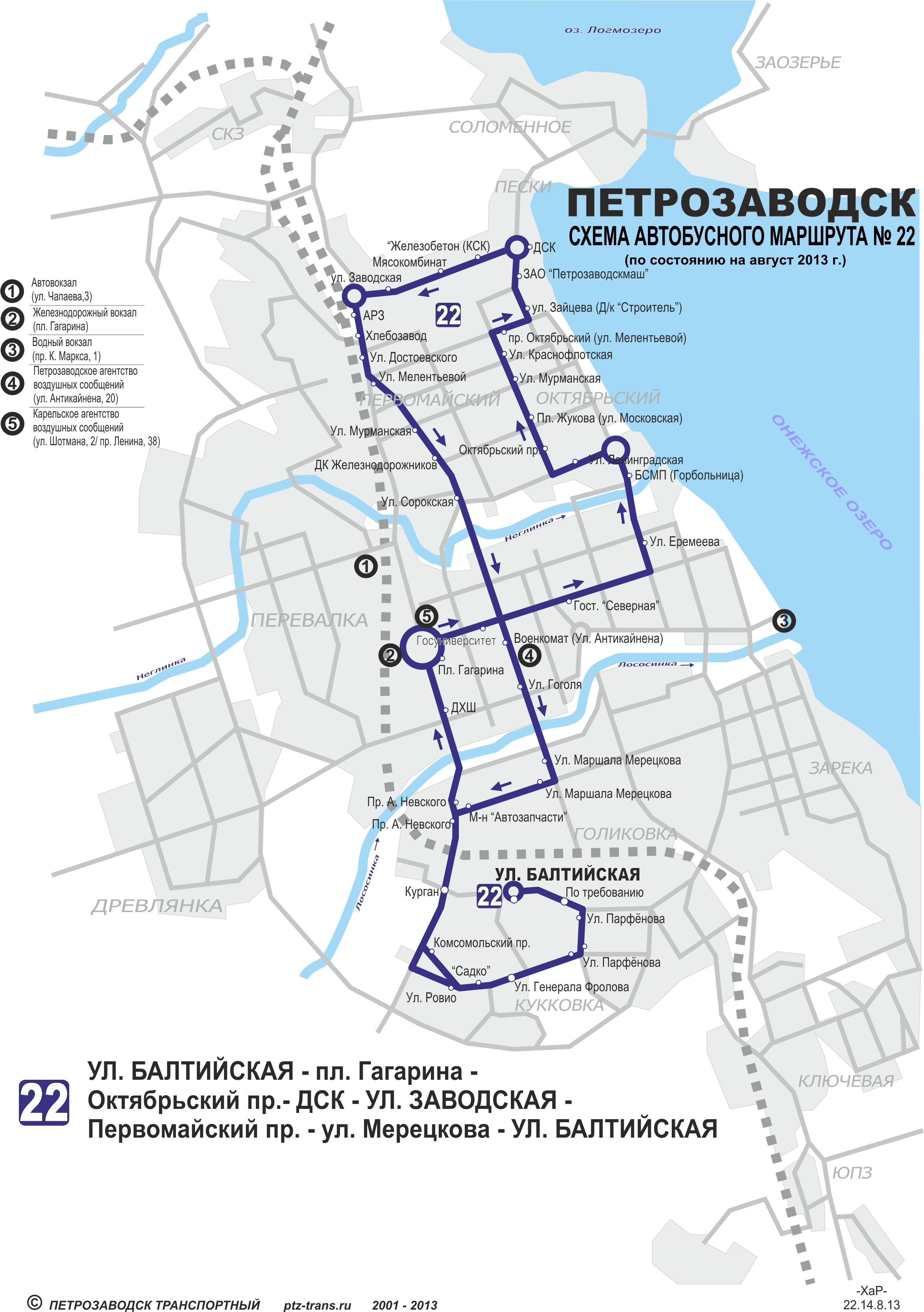 схема маршрутов автобусов в санкт-петербурге